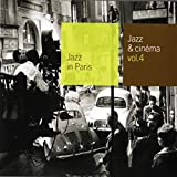 Capa de Jazz in Paris: Jazz and Cinema, Vol. 4