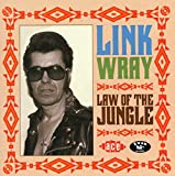 Album cover for Law of the Jungle