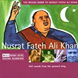 Carátula de The Rough Guide to Nusrat Fateh Ali Khan