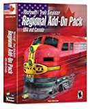 Regional Train Simulator Add-On Pack - USA & Canada