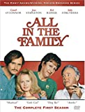 All in the Family - The Complete First Season - movie DVD cover picture