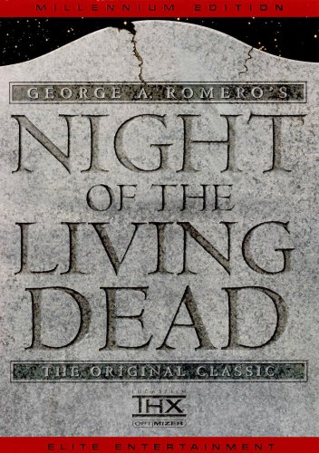 DVD cover art of Night of the Living Dead Millennium Edition