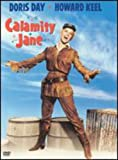 Calamity Jane - movie DVD cover picture
