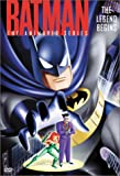 Batman - The Animated Series - The Legend Begins - movie DVD cover picture