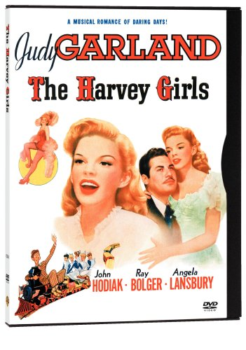 The Harvey Girls cover