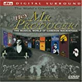 Hey, Mr. Producer! The Musical World of Cameron Mackintosh - movie DVD cover picture