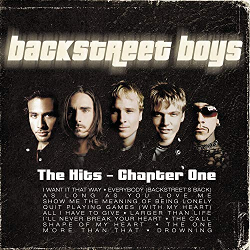 Backstreet Boys - Greatest Hits - Chapter 1 - Zortam Music