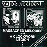 Cover von Massacred Melodies/a Clockwork Legion