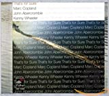 Marc Copland/John Abercrombie/Kenny Wheeler: That's for Sure