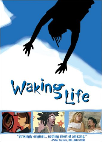 Waking Life DVD Cover
