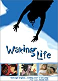 Waking Life - movie DVD cover picture