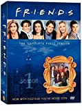 Friends - The Complete First Season - movie DVD cover picture