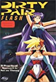Dirty Pair Flash - Random Angels (Vol. 3) - movie DVD cover picture