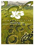 Yes - Symphonic Live - movie DVD cover picture