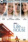 Life as a House (New Line Platinum Series) - movie DVD cover picture
