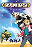 Zoids - The Battle Begins (Vol. 1) - movie DVD cover picture