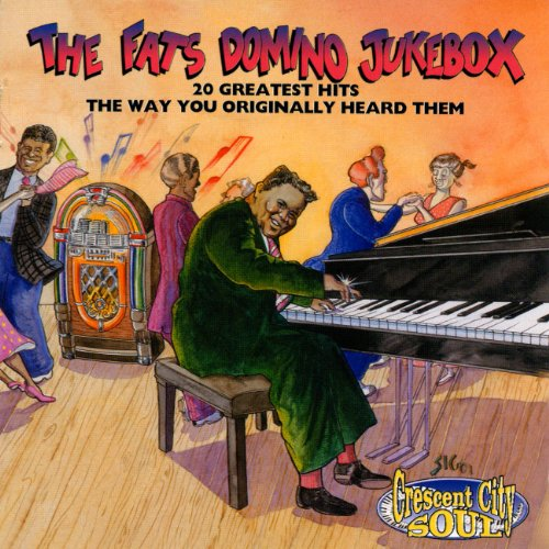 Fats Domino - Fats Domino Jukebox: 20 Greatest Hits the Way You Originally Heard Them - Zortam Music