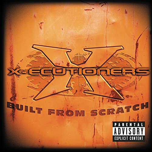 Xecutioners - Built From Scratch-RETAIL - Zortam Music