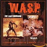 Skivomslag för W.A.S.P./The Last Command