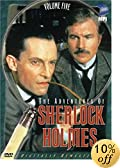 The Adventures of Sherlock Holmes, Vol. 5 (The Resident Patient / The Red-Headed League /... - Sherlock Holmes DVD Movie