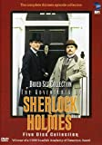 DVD : The Adventures of Sherlock Holmes (Boxed Set Collection)