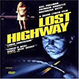 Lost Highway  [IMPORT] - movie DVD cover picture