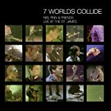 Copertina di album per 7 Worlds Collide (Live at the St. James)