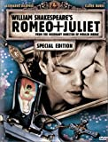 William Shakespeare's Romeo & Juliet (Special Edition) - movie DVD cover picture