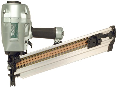 Hitachi 10110 3Inch x 131 Smooth Framing Nail  Collated