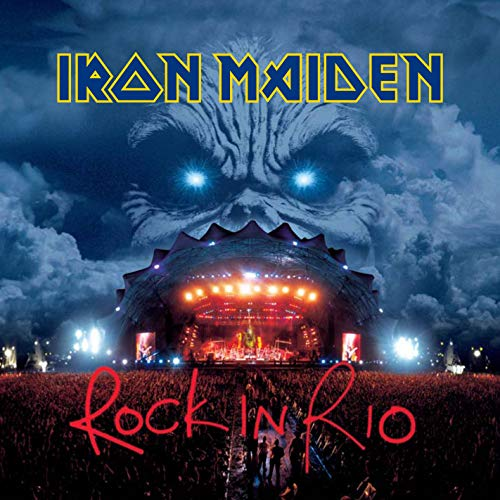 Iron Maiden - Rock In Rio (Disc 1) - Zortam Music