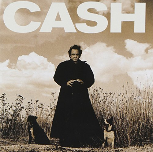 CD-Cover: Johnny Cash - American Recordings