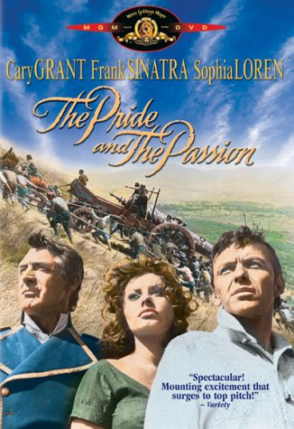 The Pride and the Passion / �������� � ������� (1957)