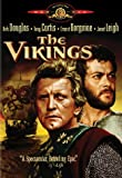 The Vikings - movie DVD cover picture