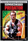 Predator (Full-Screen Edition) - movie DVD cover picture