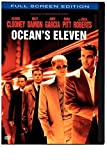 Ocean's Eleven (Full Screen Edition) - movie DVD cover picture