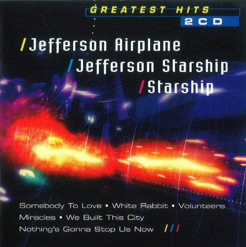 Jefferson Airplane/ Jefferson Starship/ Starship - Greatest Hits