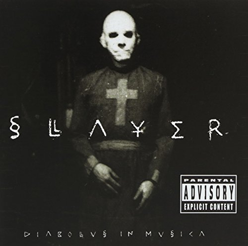 Original album cover of Diabolus in Musica by Slayer