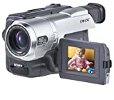 "Sony CCDTRV108 Hi8 Camcorder with 2.5"" LCD"