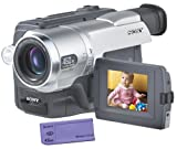 "Sony CCDTRV308 Hi8 Camcorder with 2.5""LCD and Video Light"