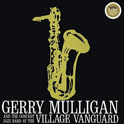 "Read ""Gerry Mulligan at the Village Vanguard"" reviewed by Joel Roberts"