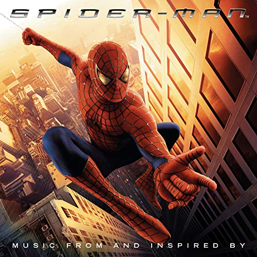 Spiderman soundtrack