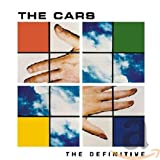Cubierta del álbum de The Cars:  The Definitive
