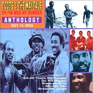 Pochette de l'album pour 54-46 Was My Number - Anthology (1964-2000)