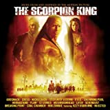 Cubierta del álbum de The Scorpion King
