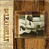 Album cover for The Definitive Leadbelly (disc 1)