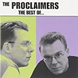 Skivomslag för The Best Of The Proclaimers