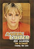 Aaron Carter - Oh Aaron (Live in Concert) - movie DVD cover picture