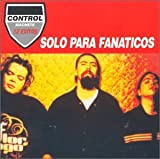 Album cover for Solo Para Fanaticos