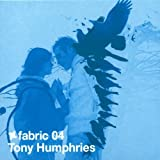 Copertina di album per Fabric 04: Tony Humphries