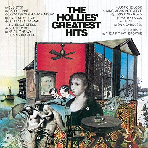 The Hollies - The Hollies` Greatest Hits - Zortam Music